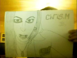 chris motionless by marshmallow-away