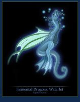 Elemental Dragons: Waterlet by Imasophy