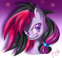 Pony Pauuh by PauuhAnthoTheCat