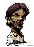 Zombie by Miguel322