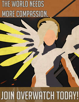 Join Overwatch compassion by MasonDX