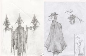 Plague Doctor and Other Things by onecrazypirate