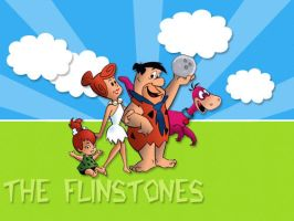 The Flinstones by PL-Jarod