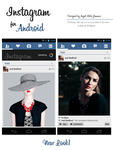 Instagram for Android by Febernovo