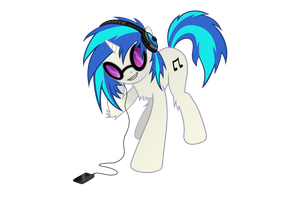 Vinyl vector by Glitched-Nimbus