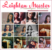 Leighton Meester by Gimme-M0re