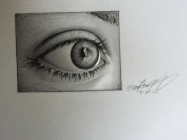 Eye by 8Bpencil