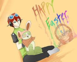 Happy easter by Ask-Beat-Jsrf