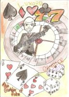 Luxord at the casino by Sephiano