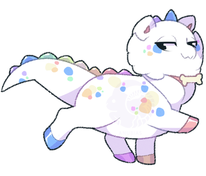 A2 - 191 Rainbow Tyke -AUCTION- CLOSED by Sindonic