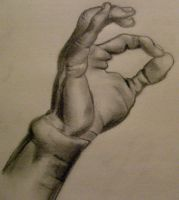 Expressive hand gesture NICE! by Ultimaodin