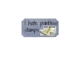 I hate pointless stamps by Im-Amsterdam
