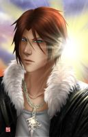Squall by TyrineCarver