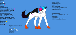 Helkie's new reference (update on gender identity) by Helkie-three