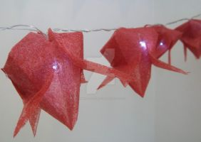 valentine  Flower Lights for sell by flameheartfiresoul