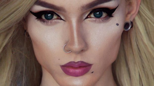 Facial Feminization - check out video below by AvaCassandra