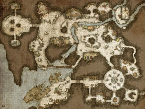Pirates Lair by gogots