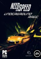 Need for Speed Underground Rage Cover (3rd Sketch) by Mighoet