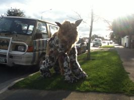 Warg Quadsuit by MonstrositiesNZ