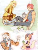 Thundercats - Inspired Dump 1 by piku-chan