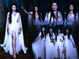 Witches of East End by mistressvera