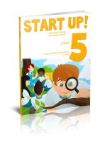 Capa Start Up - Stage 5 by BSilustracoes