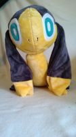 Helioptile pokemon plush! FOR SALE by LRK-Creations