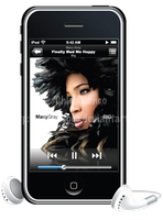 Ipod Touch Rendering by TreLeCoco