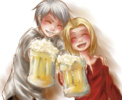 :-:beer:-: by Ma-ze-ru