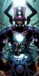 All hail Galactus - color commish by spidey0318