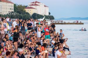 Zadar in the summer by ivancoric
