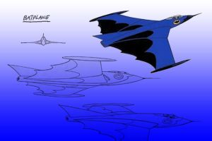 batplane wallpaper by jscheller