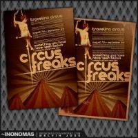 Circus Freaks by Inonomas
