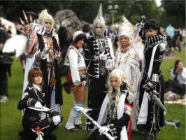 Trinity Blood Group by Firiless