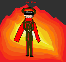 (APH) HellFire Soviet!Russia by lollimewirepirate