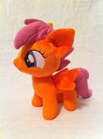 Cutie Scooty by PlanetPlush
