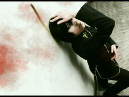 Code Geass - Lelouch Lamperouge - Cosplay by K-I-M-I