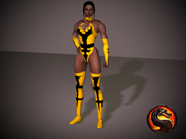 Tanya - Mortal Kombat 4 by aNtHoNyMidNigHt91