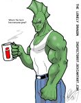 Savage Dragon by Inspector97