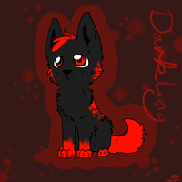Chibi Darkling-for WolfenHalo by XspottedclawX