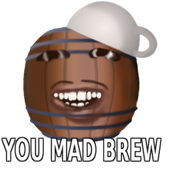 You Mad Brew by jaceame
