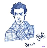 Stevo by monklikespunk