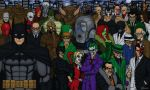Batman and the Rogues Gallery by Lwiis64