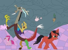 Student of Chaos by Chaotic-Brony