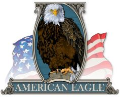 American Eagle by rjonesdesign
