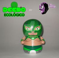 DEEGO URBANO ECOLOGICO1 by TheMexicanSombra