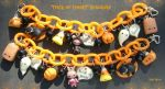 Kawaii Halloween Bracelets by Bojo-Bijoux