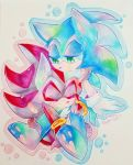 Sonic and Shadow by SilverDreams7