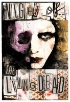 Night of the Living Dead by Nachan