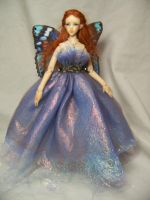 """Eleanor"" ooak BJD fairy by AmandaKathryn"